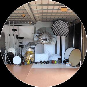 Location des studios